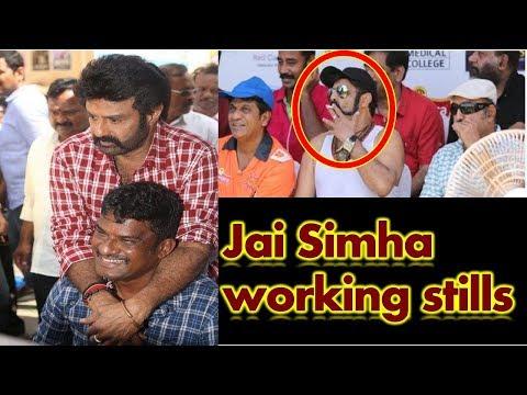 Jai Simha Telugu Movie WORKING Stills |...