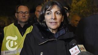 Paris Attacks 2015: Paris Mayor Addresses Media | The New York Times