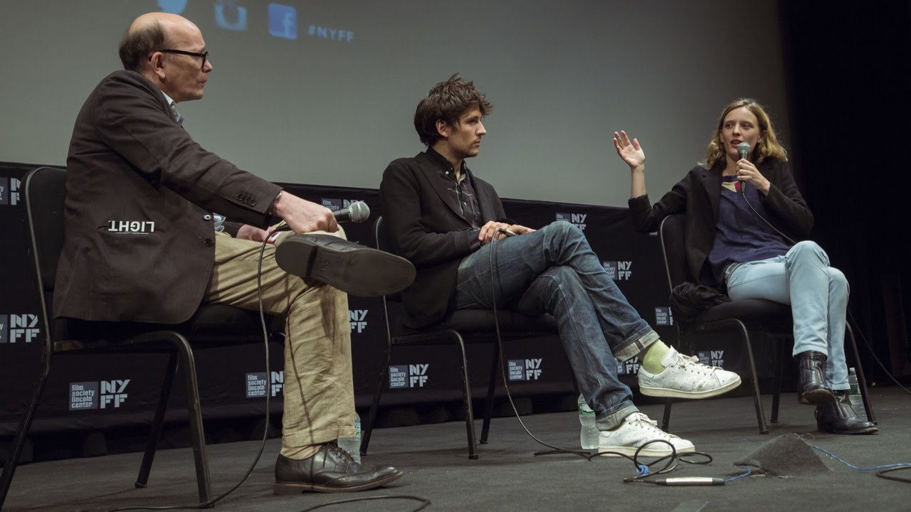 "NYFF52 ""Eden"" Q&A 
