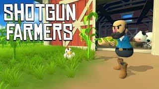 Shotgun Farmers | Biologische Waffen - nur bisschen anders | Angezockt Let's Play Gameplay Deutsch thumbnail