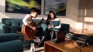 Lời mẹ hát - Thanh Tú Ngọc Linh, Hà Minh Lê (guitar)