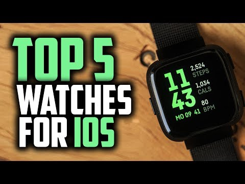 Best Smartwatch For IOS In 2019 | Top Smartwatches For IPhone Users