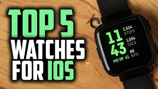 Gambar cover Best Smartwatch For iOS in 2019 | Top Smartwatches For iPhone Users