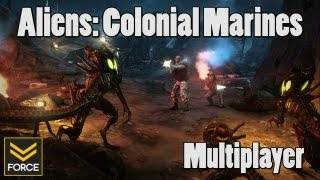 Aliens Colonial Marines - Multiplayer (Gameplay)