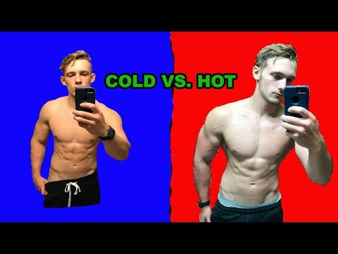 Working Out In The HEAT VS. COLD (which Is Better For Your Gains?!?!?!)