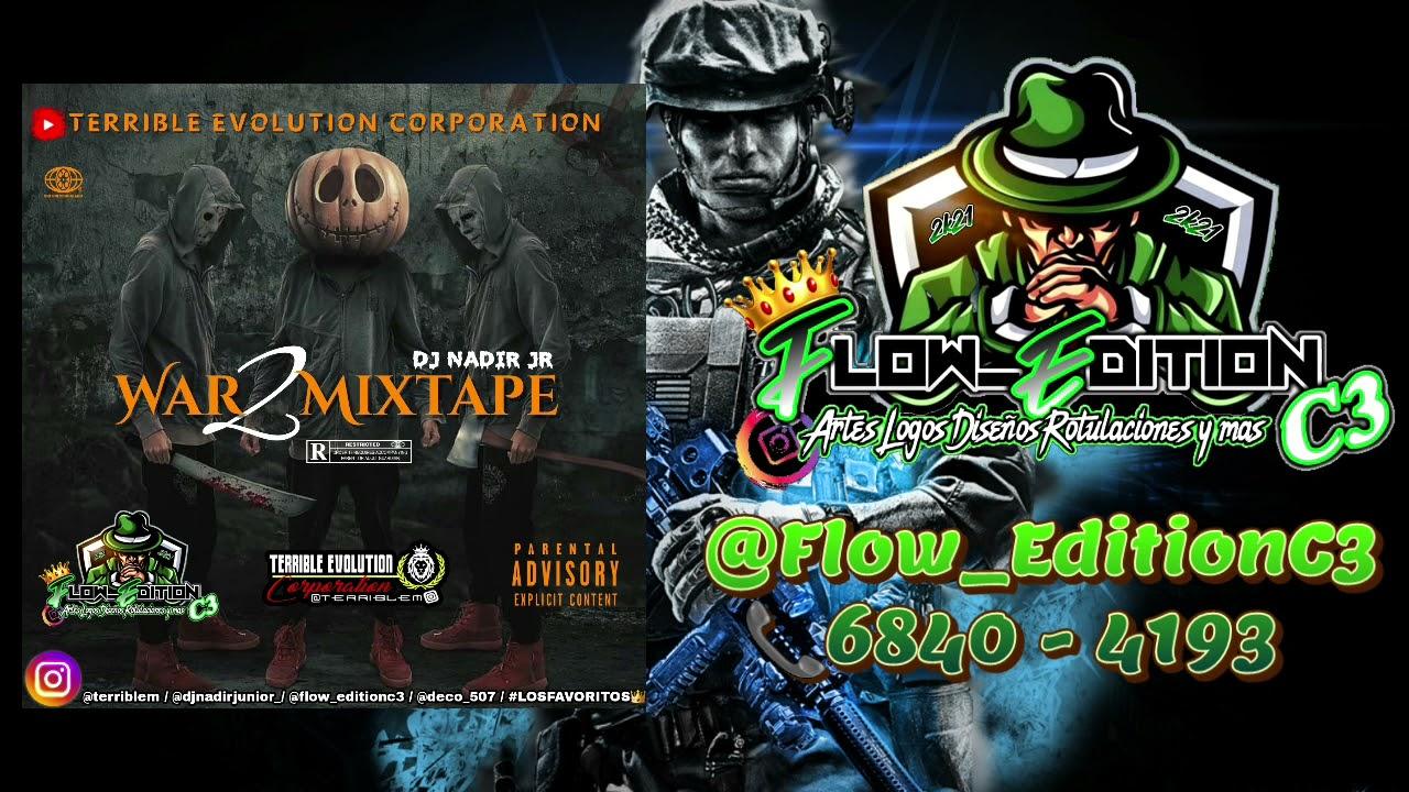 War 2 Mixtape 2k21 - Dj Nadir Jr Ft Terrible Evolution Corporation // Mix Nuevo de plena | #Panama