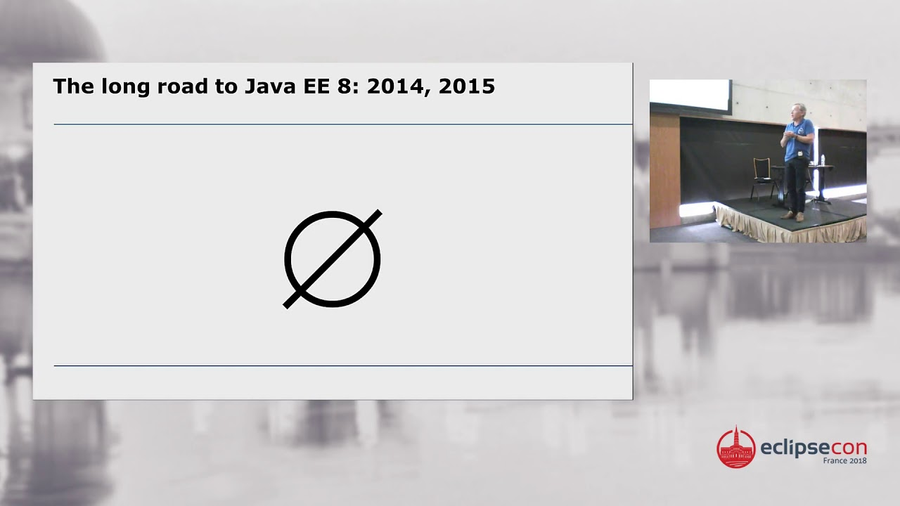 From Java EE to Jakarta EE: a user perspective