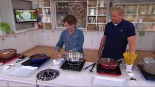 Cook's Essentials Induction Cooktop w/ 10