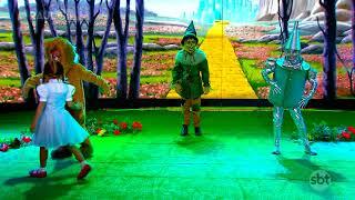 ANA JÚLIA MACEDO - O Mágico de Oz