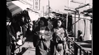 1940年末日本東京街景