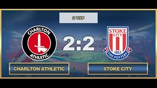 AFL17. England. Premier League. Day 2. Charlton Athletic - Stoke City