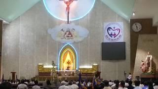Chúa Là Thành Lũy - CĐ Hiệp Hội Thánh Mẫu Gx Tân Phú 27/11/2017 Lễ chiều
