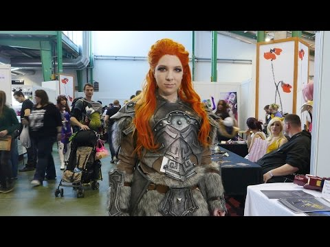 Fantasy Basel Cosplay zwischen Softerotik und Handwerk