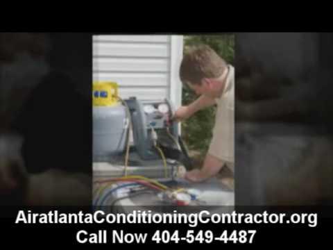 Air Atlanta Conditioning Contractor
