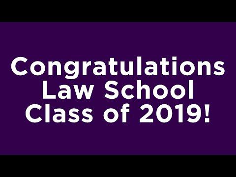 Law School 2019 Commencement
