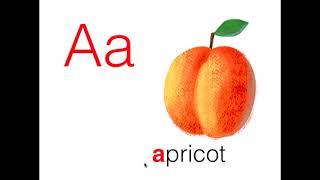 Учим английский алфавит. Урок 1.  Аа/Ss/Tt