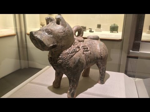 Dogs in China – Dogs in Antiquity II (Ancient Art Podcast 62)