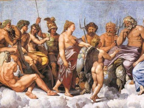 Mythology & Mythological Archetypes   Essentials of Practical Alchemy 2016   Class 3