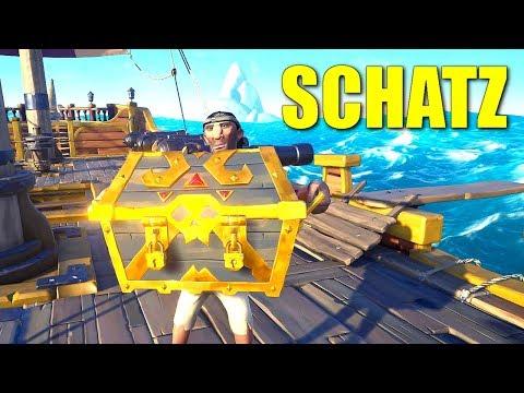 SCHATZJÄGER - Sea of Thieves (Beta Gameplay German/Deutsch)
