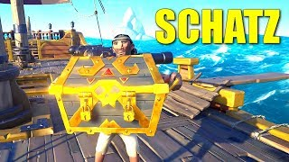 SCHATZJÄGER - Sea of Thieves (Beta Gameplay German/Deutsch)