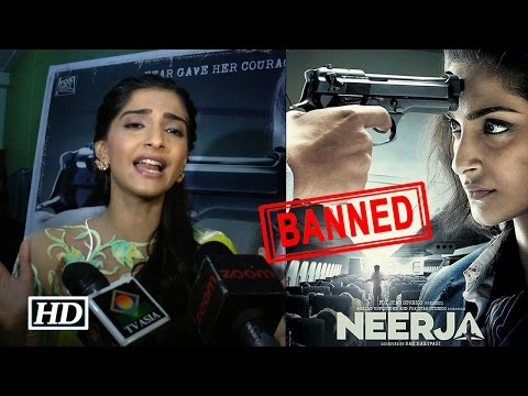 Neerja BANNED In Pakistan; Sonam REACTS