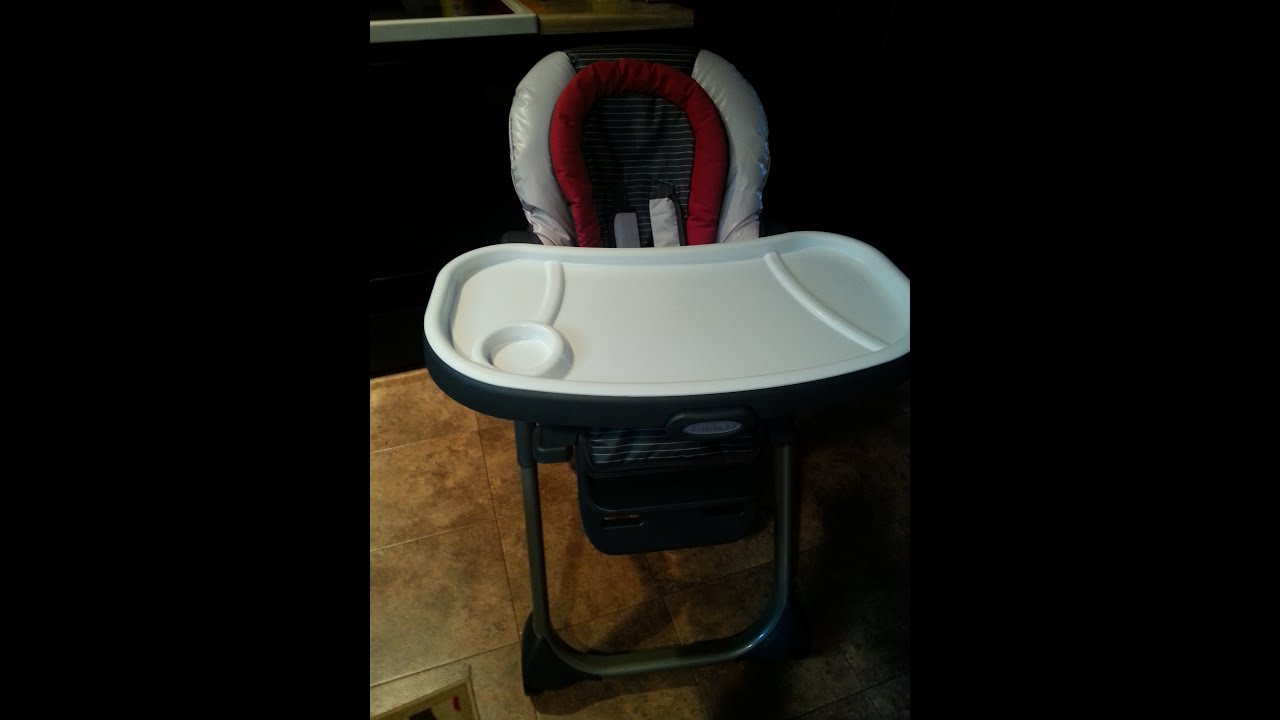 Graco Duodiner LX Highchair FULL Review Presley