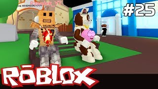 Roblox in English [#25] Meep CITY and STRANGE actions/z Paul