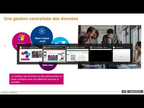 Conférence web Sage X3 v11 Finance du 08/02/2018