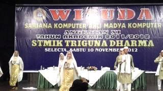 Tari Religi Barakallah ( Nana Kartika Dance )
