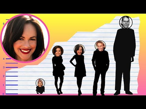 How Tall Is Susan May Pratt?  Height Comparison!