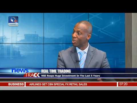 NSE Reaps Huge Investment In The Last 5 Years-- Ade Bajomo
