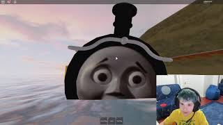 THOMAS AND FRIENDS THE COOL BEANS RAILWAY (3) NEW ENGINES : DONALD & DOUGLAS - Roblox