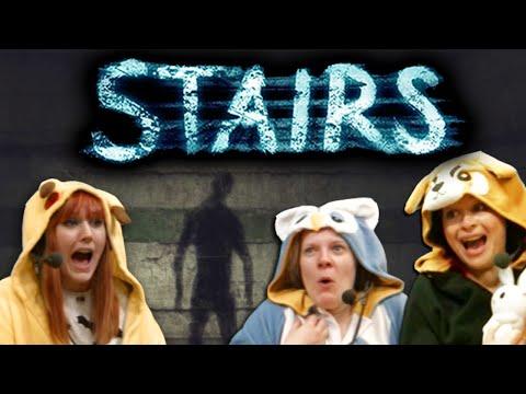 STAIRS! (#1) FRIGHT NIGHT LIVESTREAM 2015