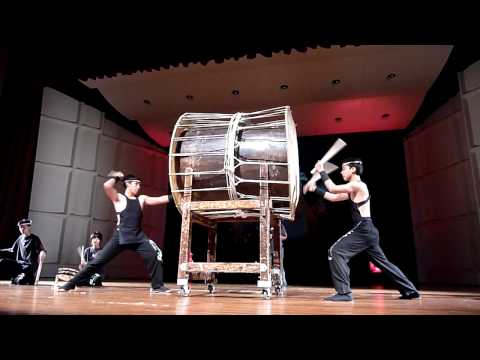 Peace In Our Hearts performed by Pacific Buddhist Academy Taiko
