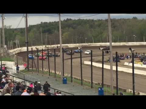 Stickles Racing Lebanon Valley Speedway 5/6/2017