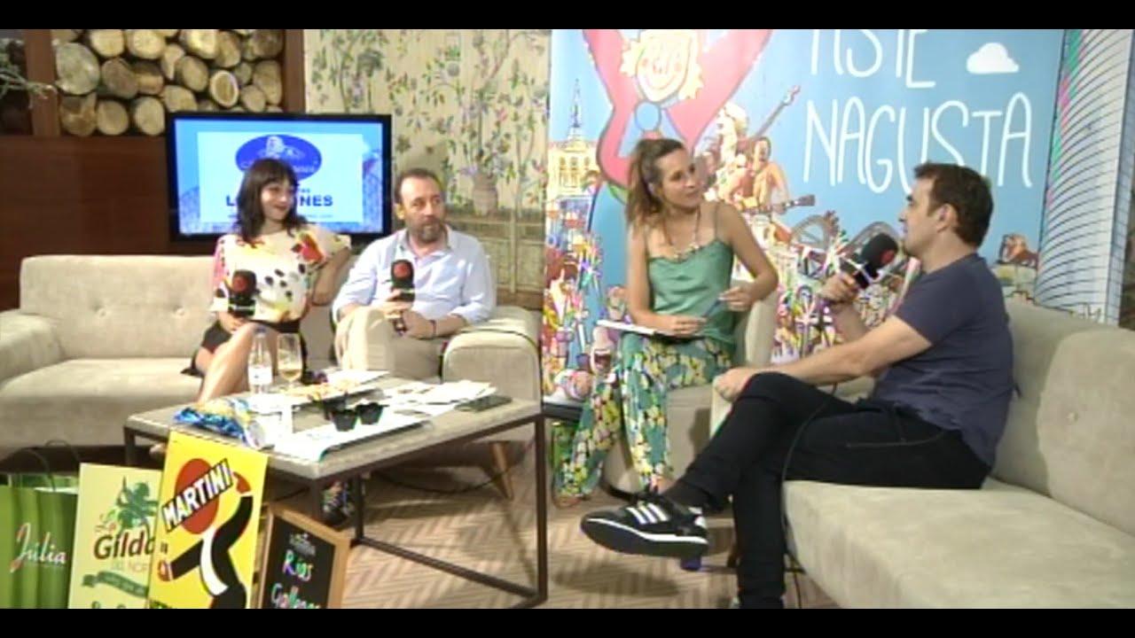 Luis Merlo, Itziar Atienza y Antonio Molero nos presenta 'EL TEST'