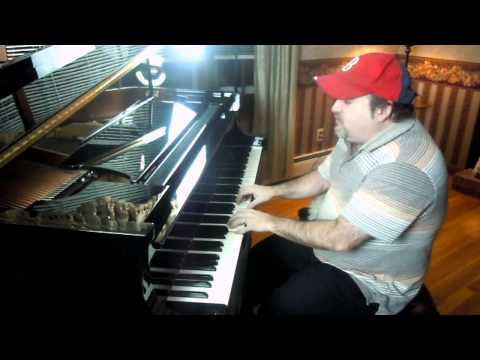 A Bruce Springsteen Thunder Road  piano cover by Randy B