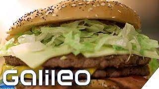Amerika: Burger und andere Spezialitäten | Galileo | ProSieben