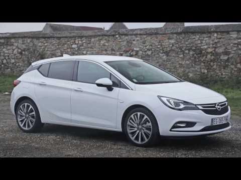 Essai Opel Astra 1.6 CDTI 136ch Innovation