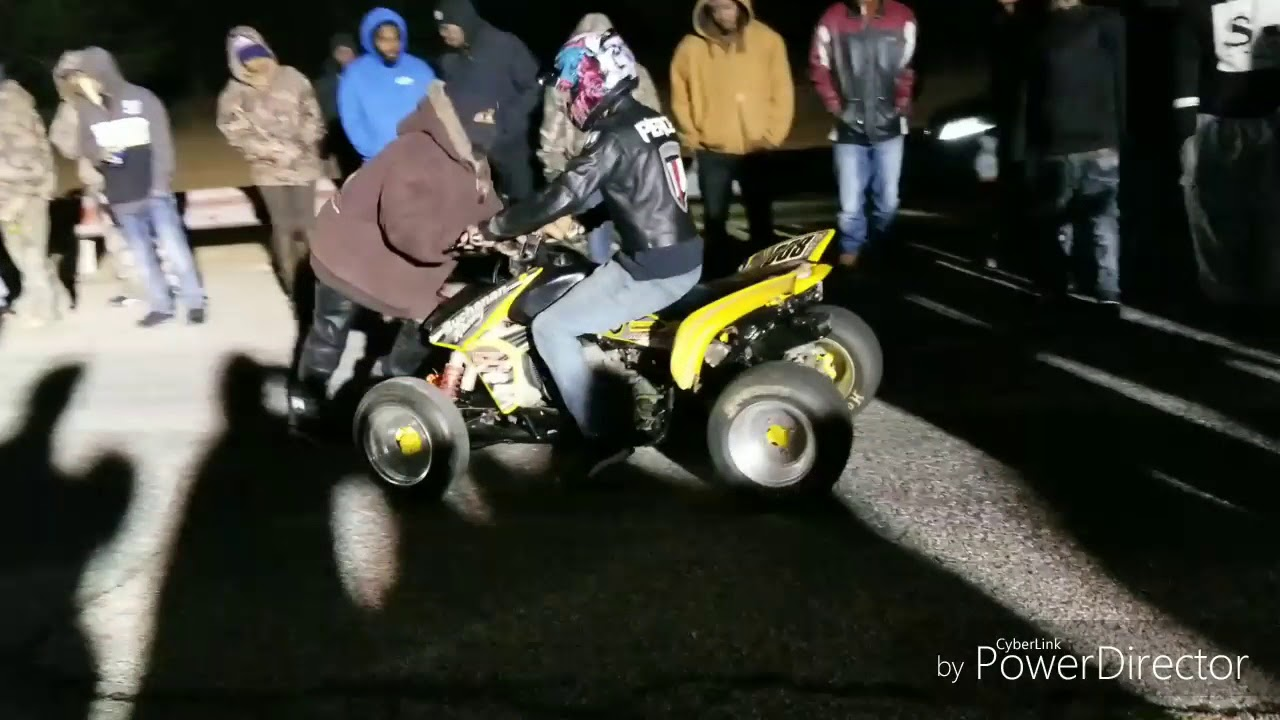 Underground ATV Racing