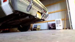 1969 SuperBee 383 Magnum cold start