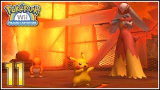 PokéPark Wii Capítulo 11 - MACHACAROCAS, SALTA  Y SIGUE EN LA ZONA ENCANTADA
