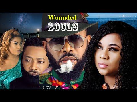 WOUNDED SOULS #Trending New Hit 2021 Fredrick Leonard & Uju Okoli Complete Nigerian Nollywood Movie.