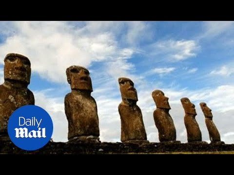 A Tour Or The Extremely Remote But Inhabited Easter Island - Daily Mail