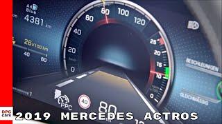 2019 Mercedes Benz Actros Semi Truck