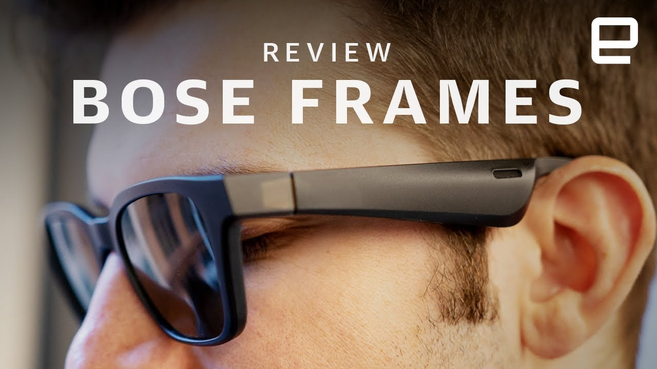 6a2c6cd5cd Bose Frames Review - YouTube