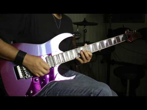 Joe Satriani - Always With Me Always With You cover by Martin Moyano