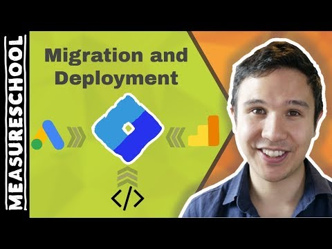 Google Analytics Tracking Migration with GTM | Lesson 4 (GTM for Beginners)