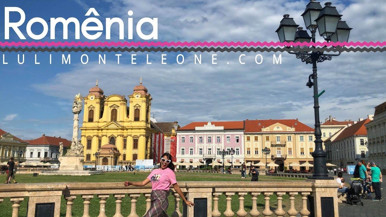O que fazer em Timisoara, Romênia! ☂️ What to see in Timisoara, Romania!