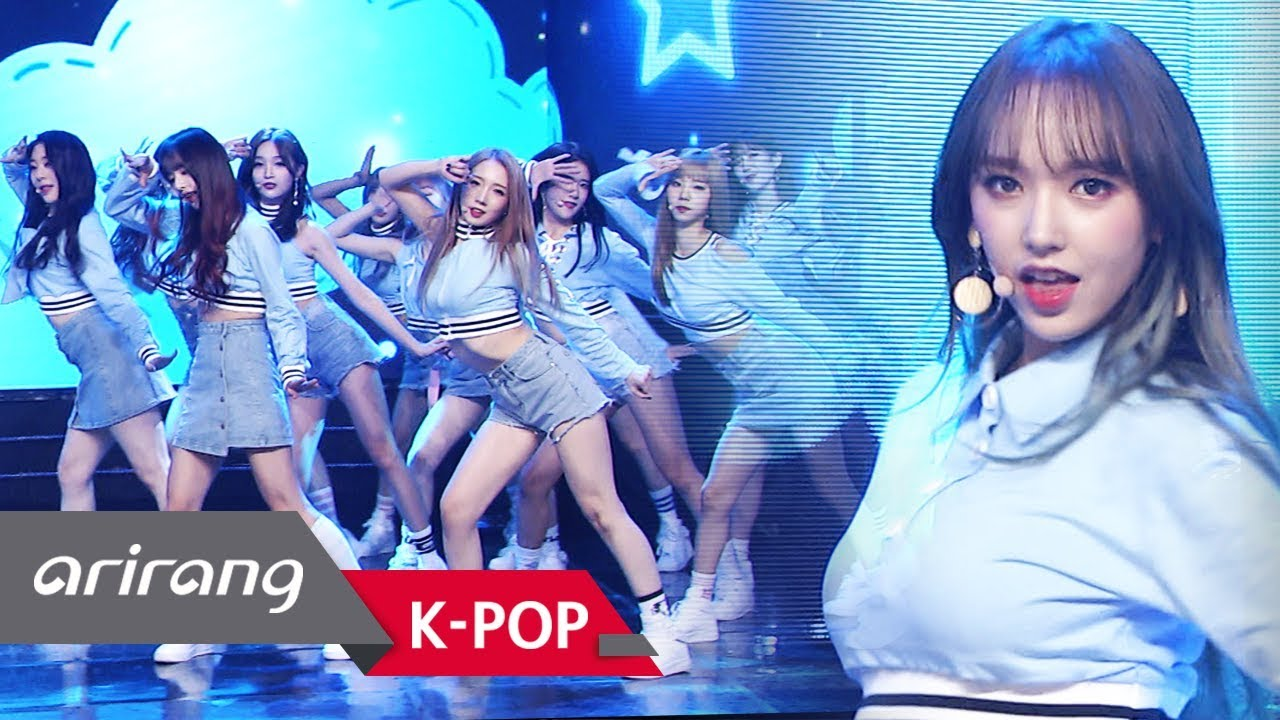 [Simply K-Pop] WJSN(우주소녀) _ Starry Moment(설레는 밤) _ Ep.301 _ 030218